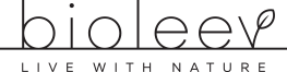 logo duże bioleev black
